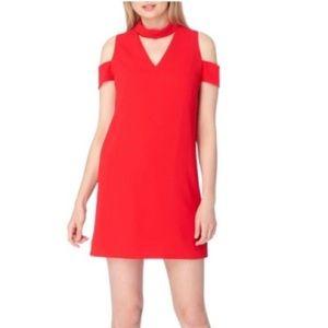 💋 Tahari Mock Neck Dress NEW